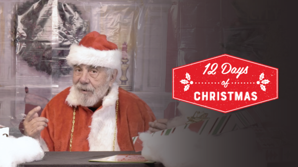 Tommy Chong's 12 Days of Christmas