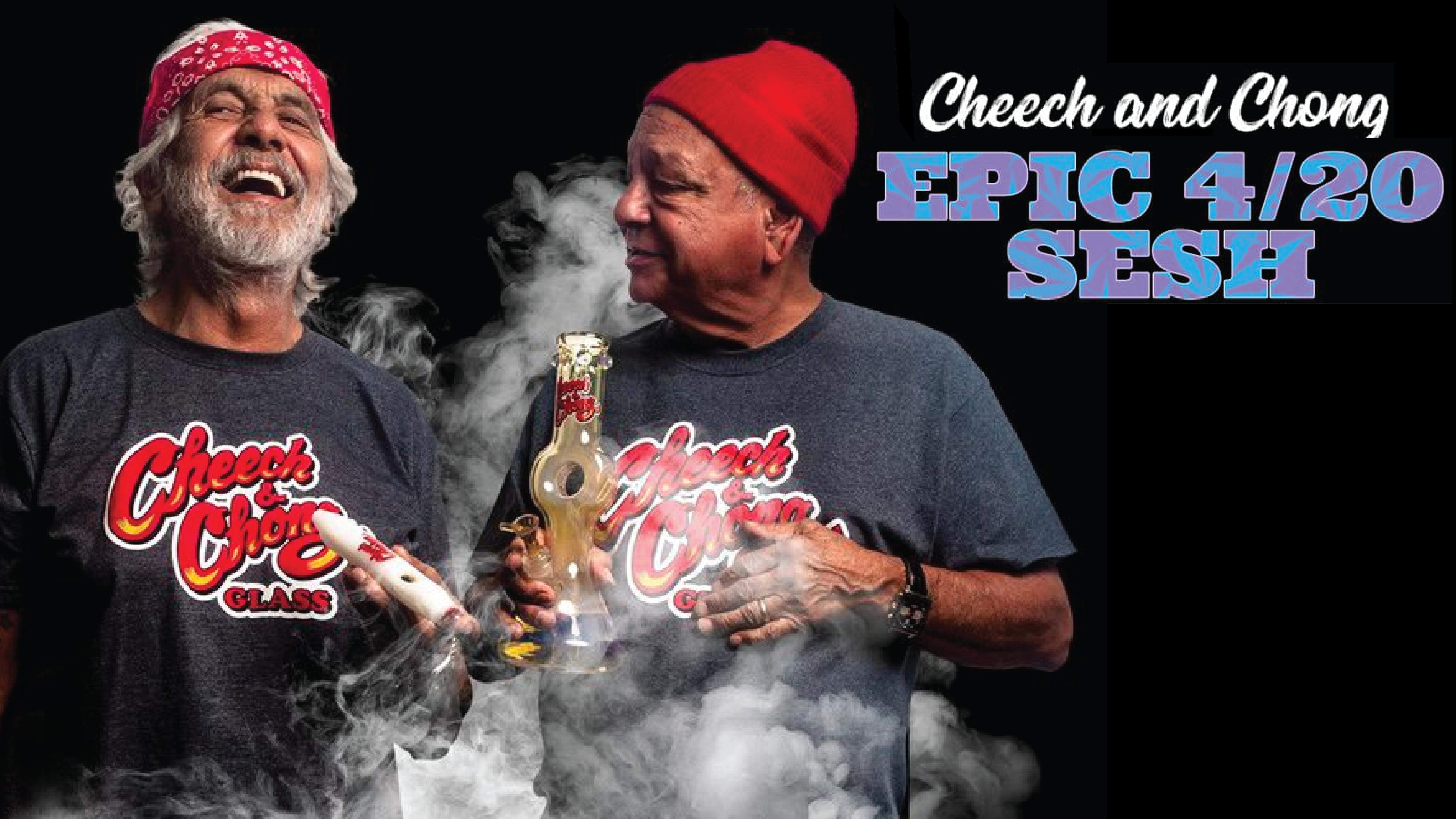 Cheech & Chong 420 Epic Sesh